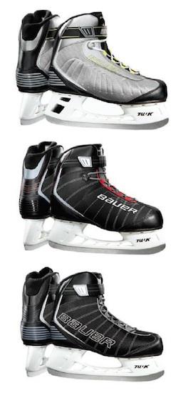 Bauer Rental Skates