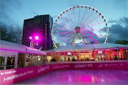 Birmingham Street Ice