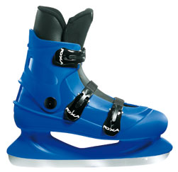 Roxa Hard Shell Rental Skate - Blue